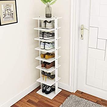 Amazon.com: Shoe Rack, FOME 6 Tier Simple Modern Entryway Shoe .