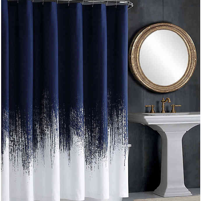 Vince Camuto® Lyon Shower Curtain | Bed Bath & Beyo