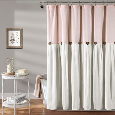 Pink Shower Curtains | Find Great Shower Curtains & Accessories .