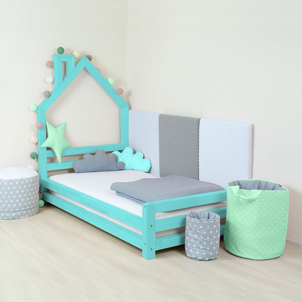 Benlemi Wally Single Bed | Kids single beds, Modern kids beds .