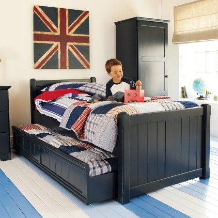 Charterhouse Sleepover Bed | Single Beds for Children - Boys .