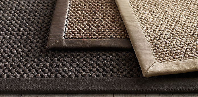 Custom Belgian Sisal Rug Collection |