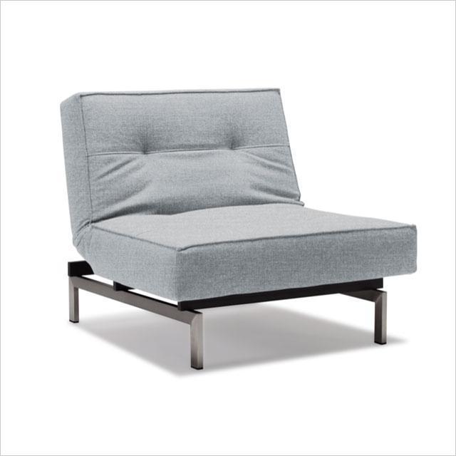 Split Sleeper Chair - Light Grey - Scan Design | Modern .