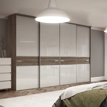 grey sliding wardrobe doors - Google Search | Sliding wardrobe .