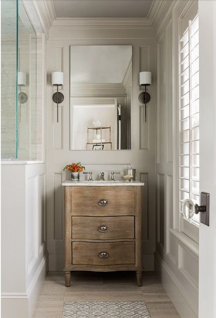 Make A Bathroom Vanity Out Of WHAT!? | Cheap bathroom vanities .