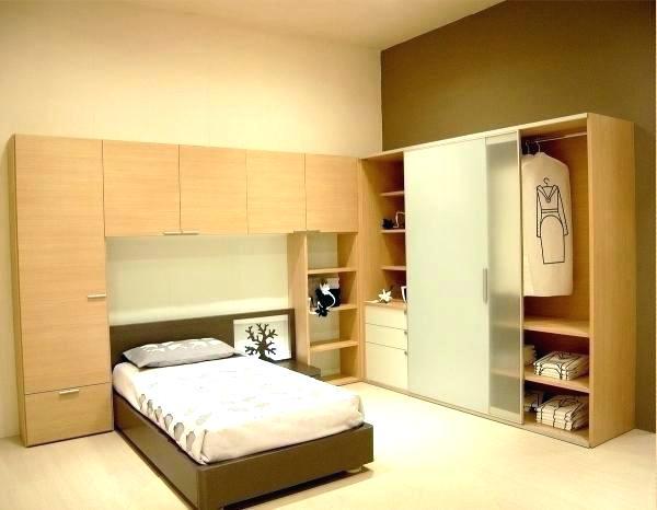 wardrobe designs for small bedroom indi