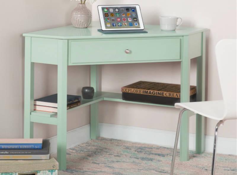 10 Small Corner Desks That Transform A Corner Into A Small Home Offi