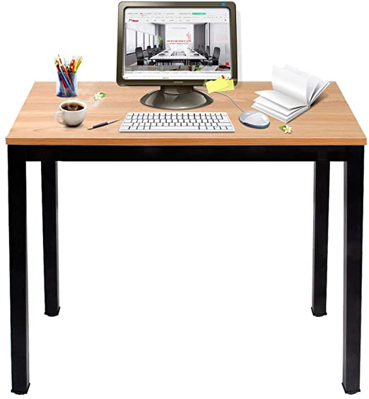 Amazon.com: Need Small Computer Desk 39.4 inches Sturdy Writing .