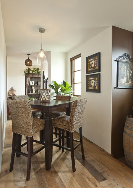 A Brand New Kitchen in 3 Small Changes | Dining room sma