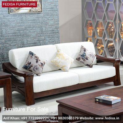 Wooden Sofa Set: small sofa set design, Buy Sofa Set Online .