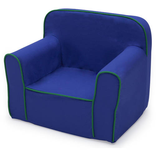 Delta Children Foam Snuggle Chair, Multiple Colors - Walmart.com .