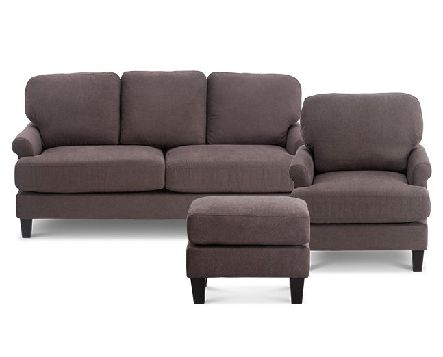 Reno Sofa Set - Furniture R