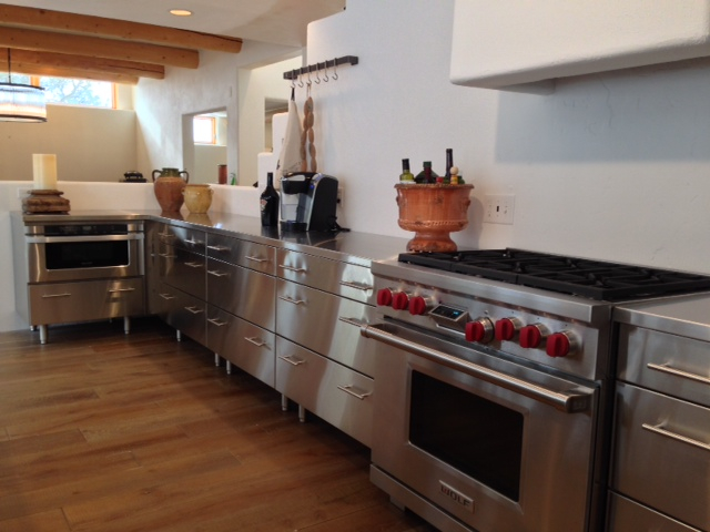 Stainless Steel Kitchens - Stainless Steel Kitchen Cabinets .