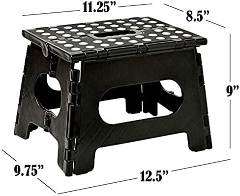 Amazon.com: Folding Step Stool - The Lightweight Step Stool is .