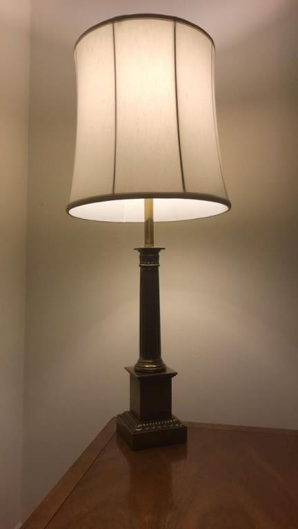 Stiffel Lamp | Harmeyer Auction & Appraisal C