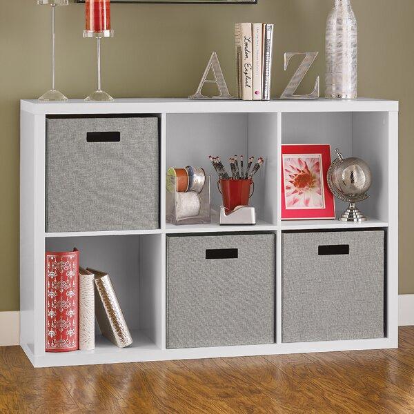 ClosetMaid Decorative Storage Cube Bookcase & Reviews | Wayfa