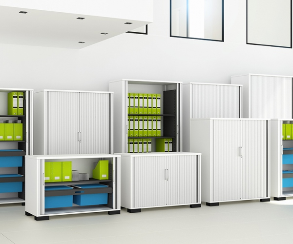Storage Solutions in the Workplace - Office Imag