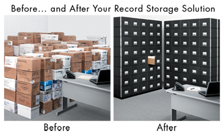 Choosing A Business Storage Soluti
