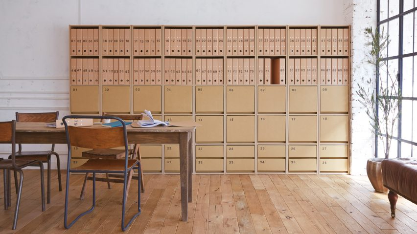 Muji's storage solutions aim to improve the efficiency of your li