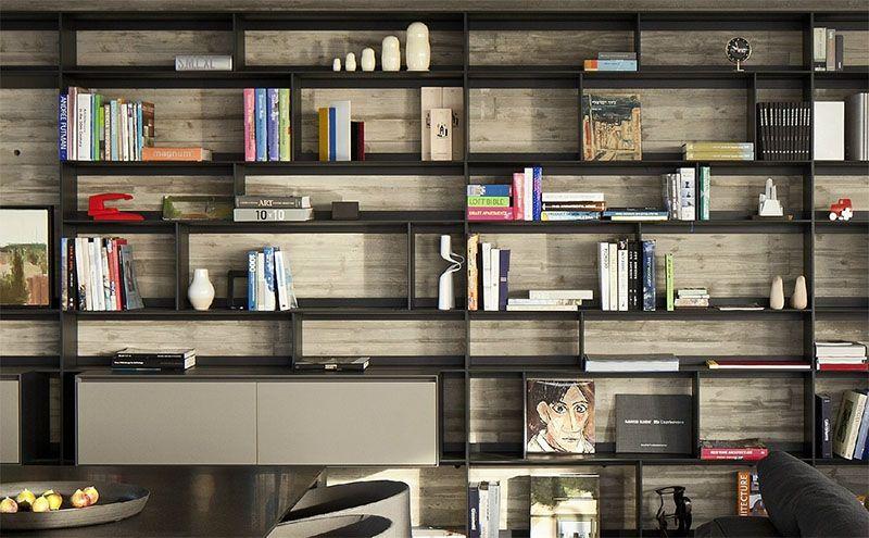 9 Ideas For Creating A Stylish Bookshelf // Beautiful Books .