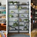 stylish bookshelf