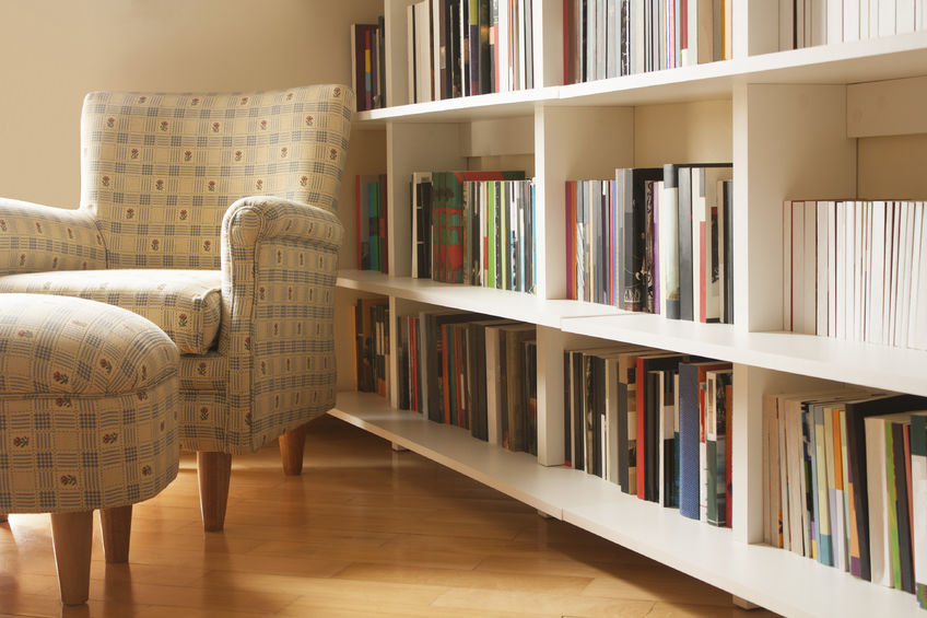 Stylish Ideas to Decorate Your Bookshelves | French Brothe