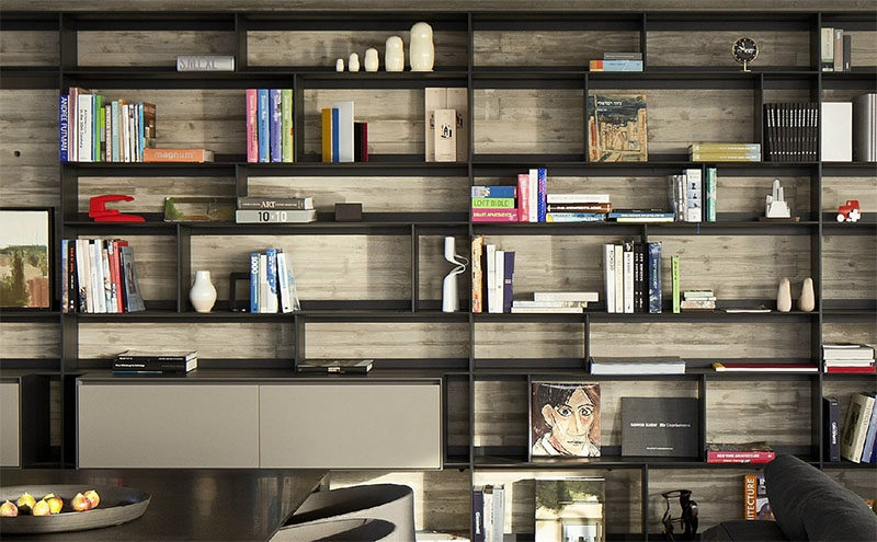 9 Ideas For Creating A Stylish Bookshe
