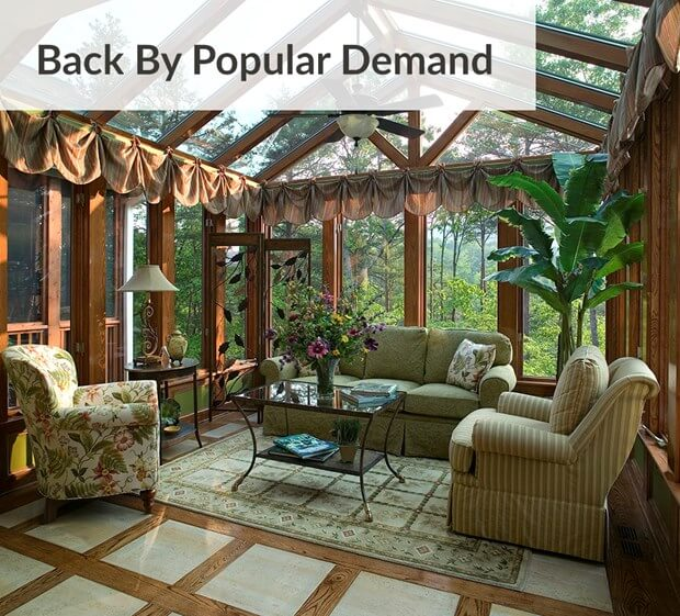 DIY Tips For Sunroom Additions | How To Build A Sunro