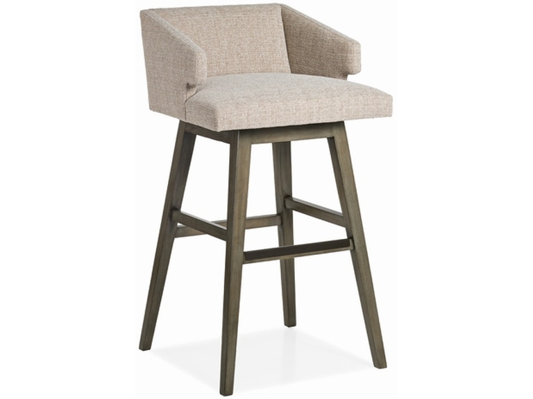 Bar and Game Room Swivel Bar Stool 48-32-MS - Swann's Furniture .