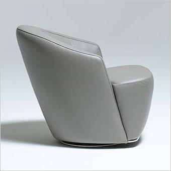 Vienna Swivel Chair - Grey - Scan Design | Modern & Contemporary .