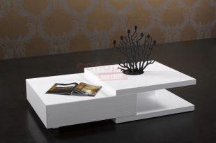 modèle table basse blanche pas cher | Table basse blanche design .