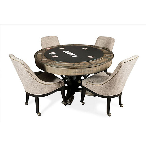 Game Table Set | Game Table and Chairs Set | Billiard Facto