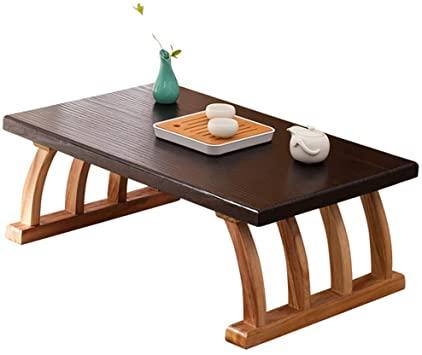 Amazon.com: Coffee Table Tatami Table Japanese Tea Table Zen .