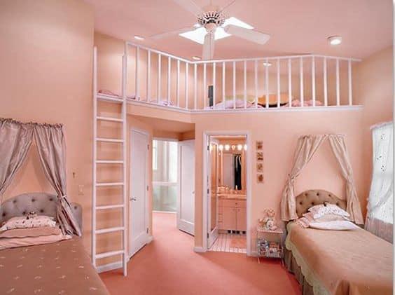 18 Teenage Girl Bedroom Ideas (2) | Homesthetics - Inspiring ideas .