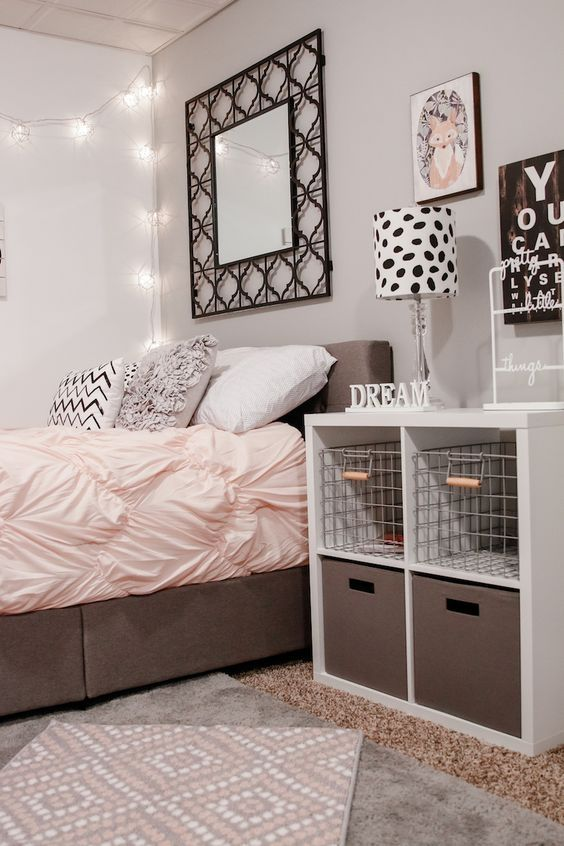 27+ Girls Room Decor Ideas to Change The Feel of The Room | Girl .