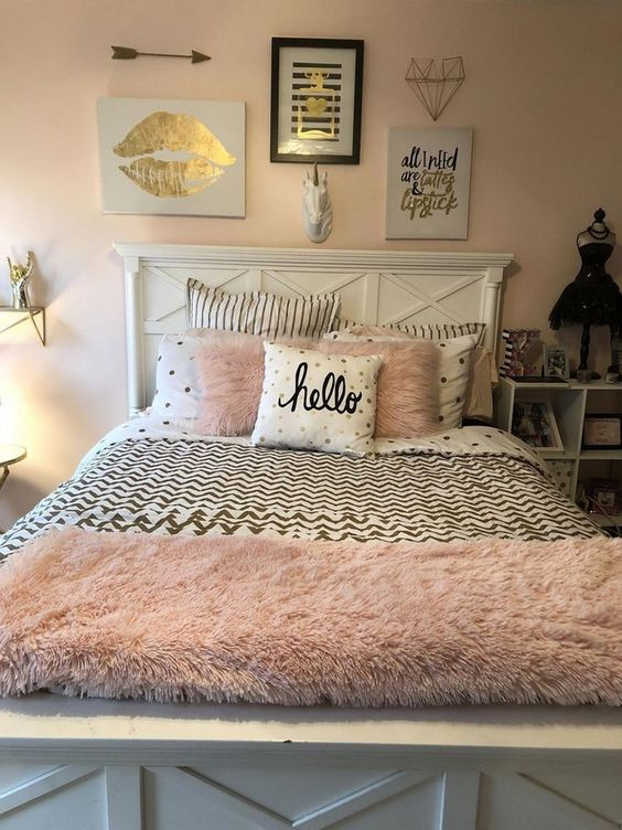 19 Teenager Girls Bedroom Ideas your daughter will ado