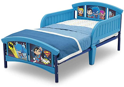 Amazon.com: Low Platform Bed for Boys Steel Sturdy Comfortable .