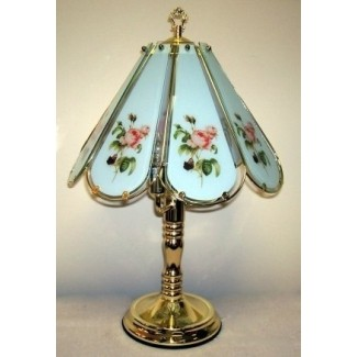 Tiffany Look Touch Lamp - Ideas on Fot