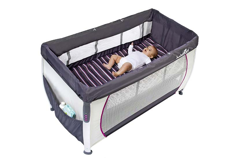 Babymoov Curve Dream Travel Cot Review | Mother&Ba