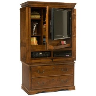 Tv Armoire With Doors And Drawers for 2020 - Ideas on Fot