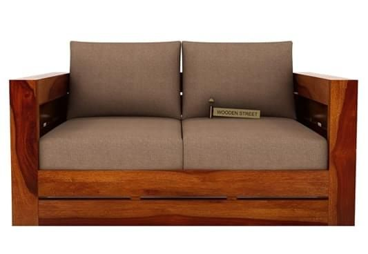 Pune | 2 seater sofa, Sofa, Wooden so