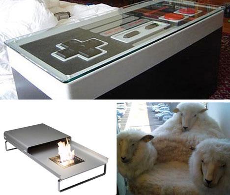 Funky Furnitures: 20 Clever Living Room Furniture Designs | Urbani