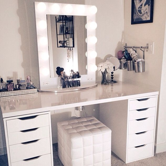 13 Fun DIY Makeup Organizer Ideas For Proper Storage | Glam room .