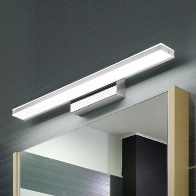 Nordic Style Mirror Cabinet Bathroom Wall Lights 9W-20W Chrome .