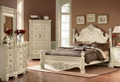 vintage bedroom furniture sets - Vintage Dec