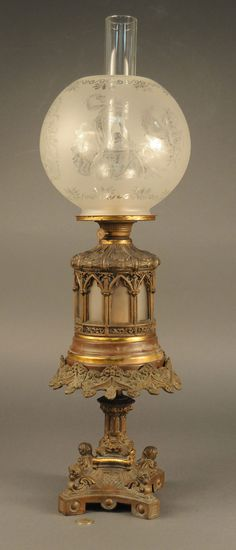 142 Best Antique Lamps images in 2020 | Antique lamps, Oil lamps .
