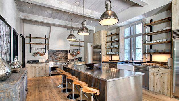 20 Charming Vintage Lighting Over Kitchen Table | Home Design Lov