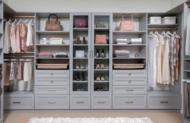 Walk-In Closet Design | Master Bedroom Closet | Seattle, Bellevue .