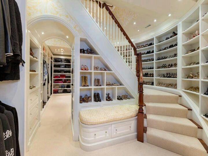 Future walk in closet | Dream closets, Dream house, Ho