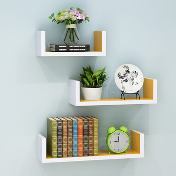 Decorative Wall Mounted Shelves, Small Wall Shelf - HomeRises.c